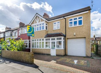 Thumbnail 5 bed end terrace house for sale in Rosecourt Road, Mitcham