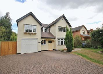 Thumbnail 4 bed detached house for sale in Column Road, West Kirby, Wirral