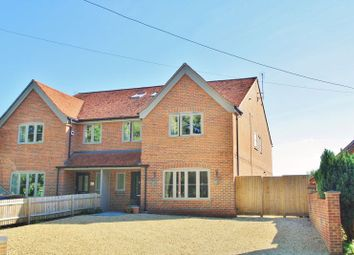 High Road, Brightwell-Cum-Sotwell, Wallingford OX10. 5 bed semi-detached house