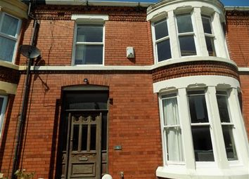 Thumbnail 5 bed terraced house to rent in Peterborough Road, Wavertree, Liverpool