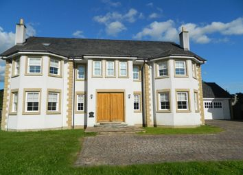 Thumbnail 5 bed detached house for sale in Holmwood Park, Crossford, Carluke