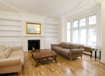 Thumbnail 3 bed flat to rent in Old Court Place, Kensington
