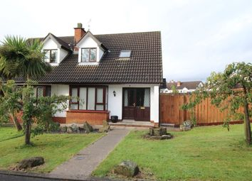 Thumbnail 3 bed semi-detached house for sale in Broadlands, Carrickfergus