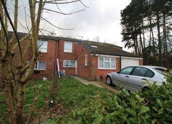 Thumbnail 1 bed flat to rent in Hunter Close, Borehamwood