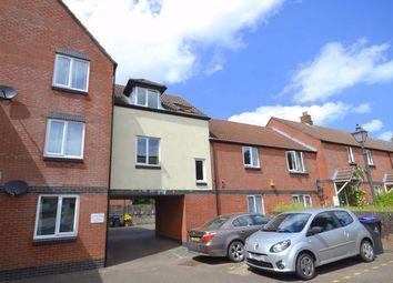 Thumbnail 2 bed flat for sale in Rochelle Court, Market Lavington, Wiltshire