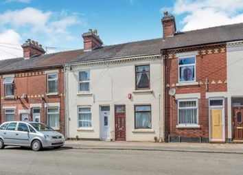 3 bed terraced house for sale in Foley Street, Fenton, Stoke On Trent, Staffs ST4