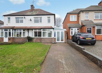 Thumbnail 3 bed semi-detached house for sale in Canley Road, Canley Gardens, Coventry, West Midlands