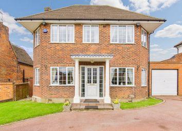 Thumbnail 5 bedroom detached house for sale in Moffats Lane, Brookmans Park, Hatfield