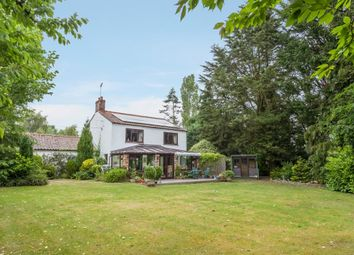 Thumbnail 3 bed detached house for sale in The Turn, Hevingham, Norwich