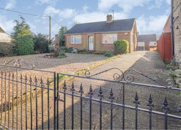 Thumbnail 2 bed detached bungalow for sale in Fen Road, Metheringham