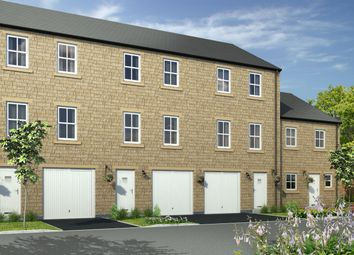Thumbnail 3 bed mews house for sale in Peak Dale Gardens, Charlestown Road, Glossop
