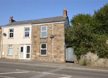 Thumbnail 2 bed semi-detached house for sale in Pendarves Street, Tuckingmill, Camborne, Cornwall