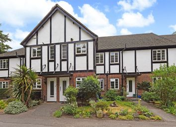 Thumbnail 3 bed maisonette to rent in Old Heath Road, Weybridge