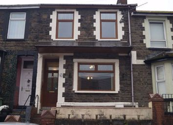 2 bed terraced house for sale in Pentwyn Avenue, Penrhiwceiber, Mountain Ash CF45