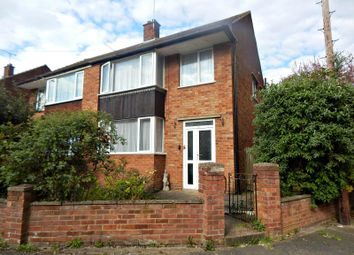 Thumbnail 3 bed semi-detached house to rent in Upton Close, Ipswich
