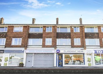 Thumbnail 3 bed flat for sale in Claremont Crescent, Whitley Bay