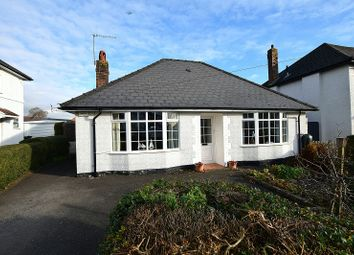 Thumbnail 2 bedroom detached bungalow for sale in Heol Y Deri, Rhiwbina, Cardiff.