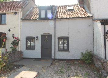 Thumbnail 2 bed cottage for sale in Blacksmith's Loke, Lound