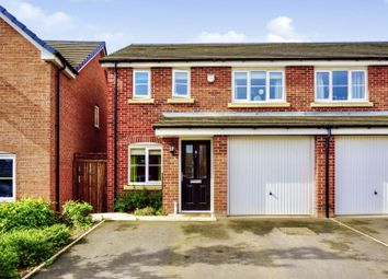 Thumbnail 3 bed semi-detached house for sale in Westcott Way, Pershore