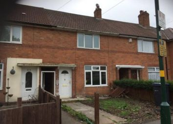 Thumbnail 3 bed property to rent in Whiston Grove, Weoley Castle, Birmingham