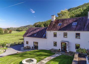 Thumbnail 5 bedroom detached house for sale in Tynewydd, Llanarthney, Carmarthen, Carmarthenshire