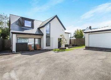 Thumbnail 5 bed detached house for sale in Park Road, Barry
