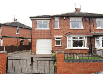 Thumbnail 4 bed semi-detached house for sale in 29, Johns Avenue, Lofthouse, Wakefield, West Yorkshire