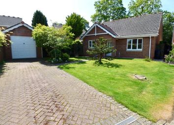 Thumbnail 2 bed detached bungalow for sale in Scholars Green, Wigton, Cumbria