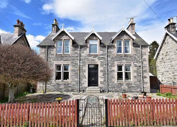 Thumbnail 5 bedroom detached house for sale in Grant Road, Grantown-On-Spey