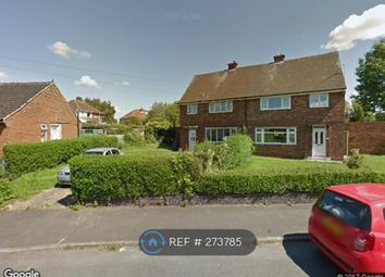 Thumbnail 3 bed semi-detached house to rent in Nickerwood Drive, Sheffield