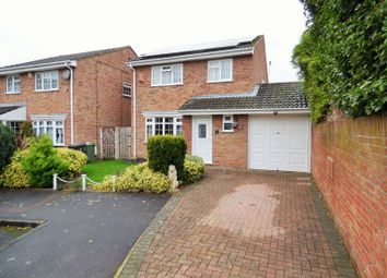 Thumbnail 4 bed detached house for sale in Hawk Close, Abbeydale, Gloucester