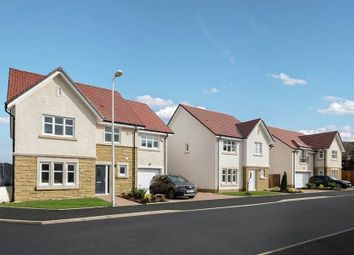"""Thumbnail 5 bed detached house for sale in """"The Darroch"""" at Evie Wynd, Newton Mearns, Glasgow"""