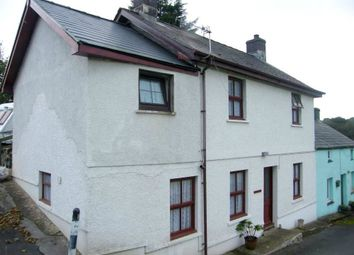 Thumbnail 3 bed semi-detached house for sale in Llanwnnen, Lampeter
