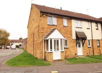 Thumbnail 2 bedroom terraced house to rent in Woodcotes, Shoeburyness, Southend-On-Sea