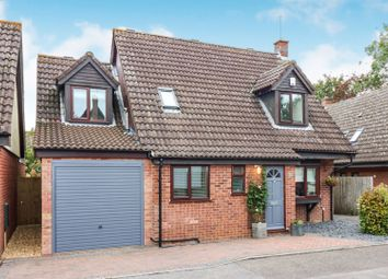 4 bed detached house for sale in Almond Close, Barby, Nr Rugby CV23