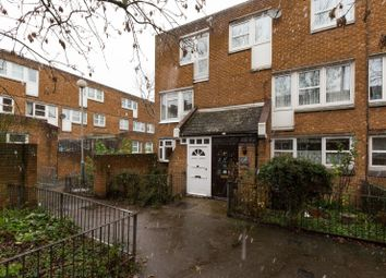 Thumbnail 3 bedroom end terrace house for sale in Burness Close, London