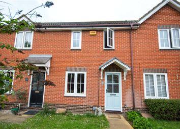 Thumbnail 2 bedroom terraced house for sale in Honeysuckle Close, Bishops Gate, Bishop's Stortford, Hertfordshire