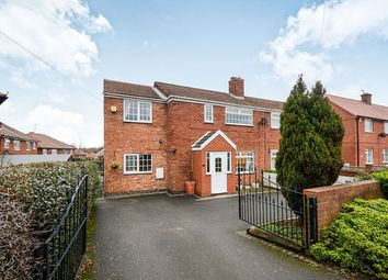 Thumbnail 3 bed semi-detached house for sale in Blacksmith Lane, Calow, Chesterfield