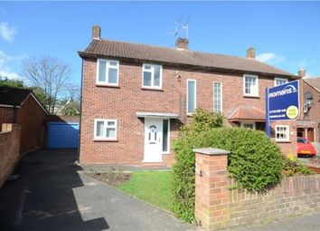 Thumbnail 3 bed semi-detached house for sale in Peel Close, Windsor, Berkshire