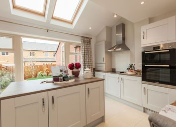 "Thumbnail 3 bed semi-detached house for sale in ""The Acton"" at Thatcham Road, Walton Cardiff, Tewkesbury"
