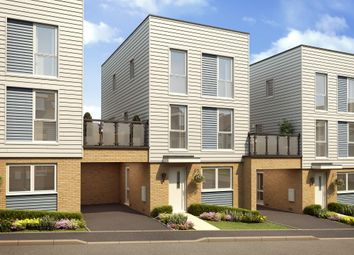 "Thumbnail 3 bed link-detached house for sale in ""Moore"" at Temple Hill, Dartford"