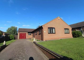 Thumbnail 3 bed detached bungalow for sale in Villarome, Caister-On-Sea, Great Yarmouth