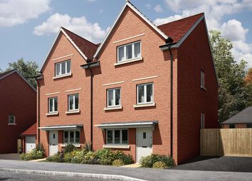 "Thumbnail 4 bed semi-detached house for sale in ""The Elsenham"" at Leverett Way, Saffron Walden"