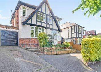 Thumbnail 3 bed detached house for sale in Whernside Road, Woodthorpe, Nottingham