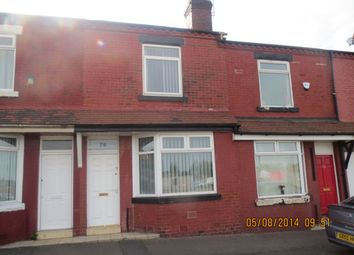 Thumbnail 2 bedroom terraced house to rent in Waverley Road, Manchester