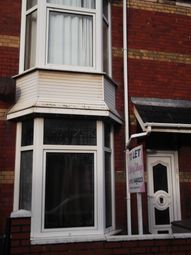 Thumbnail 6 bedroom terraced house for sale in St Helens Road, Brynmill, Swansea