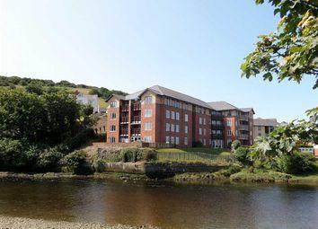 Thumbnail 2 bed flat for sale in Plasyrafon, Aberystwyth, Ceredigion