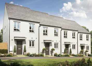 "Thumbnail 2 bed end terrace house for sale in ""Tiverton"" at Kimlers Way, St. Martin, Looe"