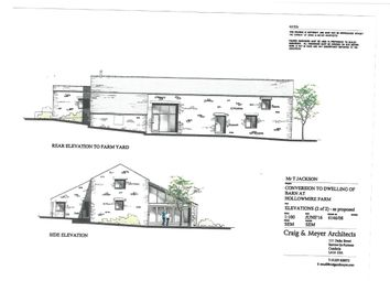 Thumbnail Barn conversion for sale in Broughton Beck, Ulverston