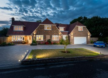 Thumbnail 5 bed detached house for sale in Ham Manor Way, Ham Manor, Angmering, West Sussex